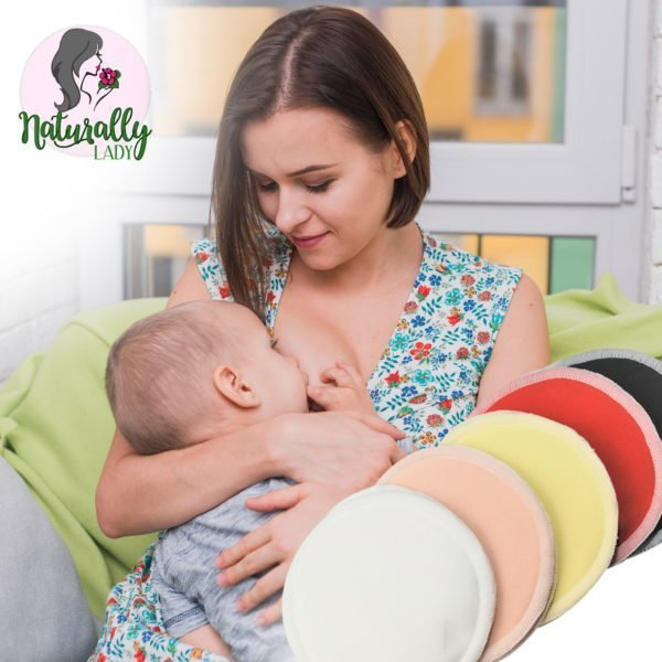 Nursing Pads Mother and baby