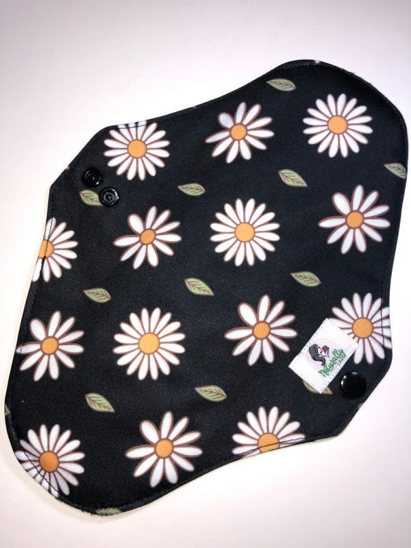 Made to order reusable sanitary pads flower