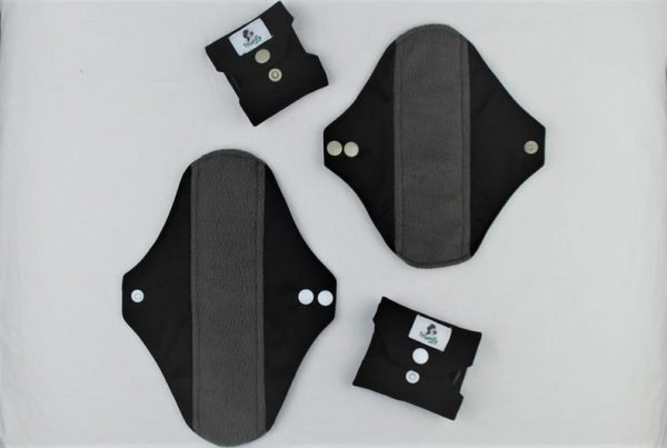 Perfect Pads Black