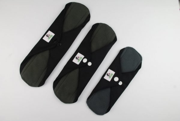 Made to order Black sanitary pads