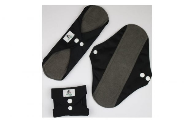 Naturally Lady Black Made to order pads