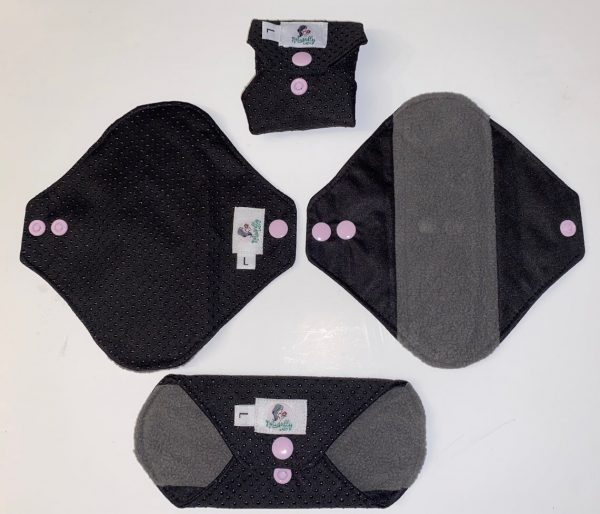 Anti Slip Reusable sanitary Pads